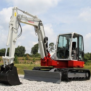 Used Takeuchi Excavator