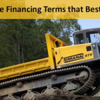 Terramac Financing