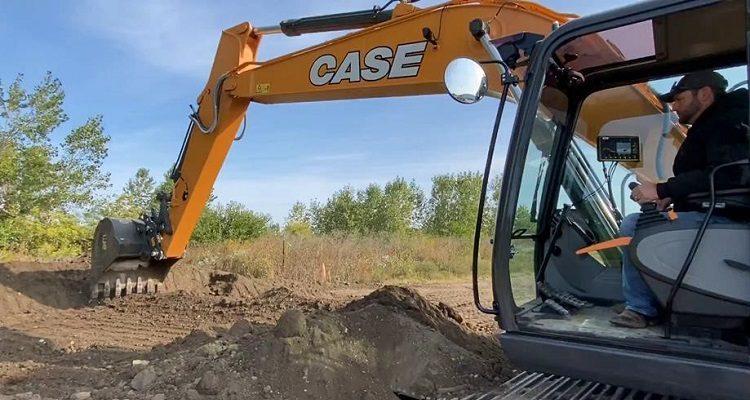 Announcing iCON iXE3 Semi-Automatic Excavator