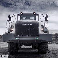 Terex Truck Rental